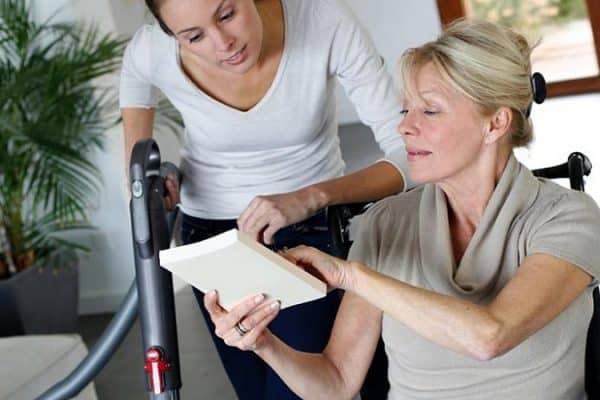 En quoi consiste le métier d'aidants familiaux ?