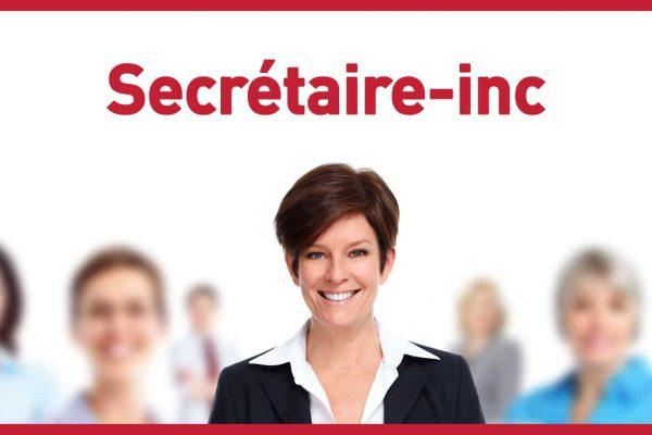 Pourquoi avoir choisi le métier de secrétaire ?